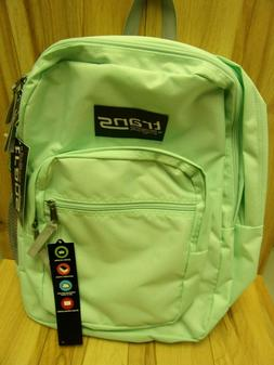 "Trans By JanSport® 17"" SuperMax Backpack BROOK GREEN New SA"
