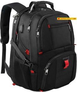 Yorepek Travel Laptop Backpack, Extra Large College School B