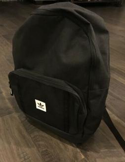 Adidas Trefoil Classics Backpack Bag School New Black Men'
