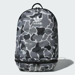Adidas Two Way Packable Backpack Waist Bag Pack Grey Camo Wh 25f8f95a78031