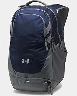 ua hustle 3 0 backpack midnight navy