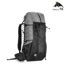 3F UL GEAR Lightweight Water-resistant Hiking Backpack 40+16