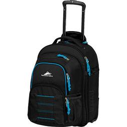 High Sierra Ultimate Access 2.0 Carry On  Wheeled Rolling Ba