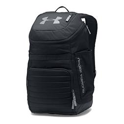 Under Armour Undeniable 3.0 Backpack,Black 001/Steel, One Si