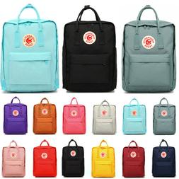 Unisex Backpack Women's Travel Shoulder Girl's School Bags B