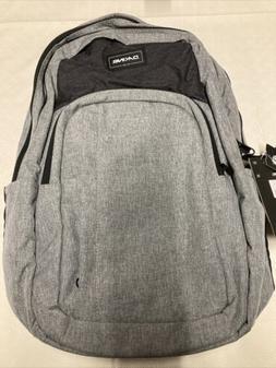 ! Dakine Unisex Campus Large Backpack Grey 33L laptop bevera