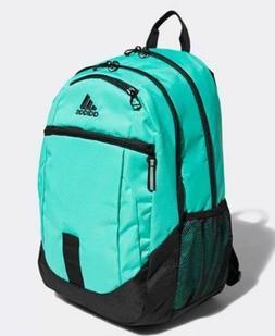 Unisex Adidas Foundation IV Backpack 716106852107 Green/Blac