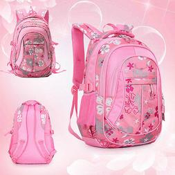 Unisex Girls Backpack Shoulder Bag School Bookbag for Kids F