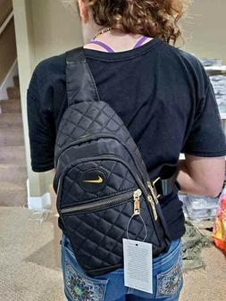 Nike Unisex Sling Bag Messenger Crossbody Backpack Bag
