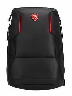 MSI Urban Raider Gaming Laptop Backpack, Quick Access, Padde