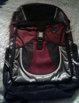 US Women Men Canvas Backpack School Book Bags Teenage Girls