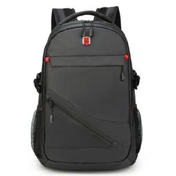 "USB Port 15.6"" Swiss Gear Laptop Computer Backpack Travel Hi"