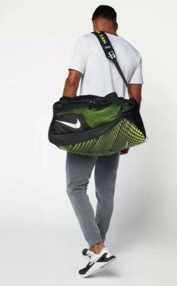 Nike Mens Vapor Max Air Medium Training Duffel Bag BA5475-01
