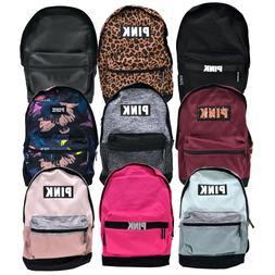 Victoria's Secret Pink Campus Backpack Bookbag School Bag Zi