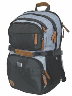 vintage 21 laptop backpack 45l checkpoint friendly