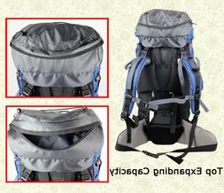 Waterproof 65L Outdoor Sports Camping Travel Hiking Bag Inte