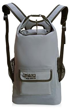 Chaos Ready Waterproof Backpack – Dry Bag – Quality Heav