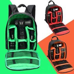 Waterproof Camera Backpack Bag Case for DSLR and Lens for Ca