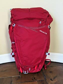 Columbia Wildwood Internal Frame Back Pack CB043 - Red - NEW