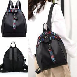 Women Backpack Travel Oxford Handbag Small Rucksack Shoulder