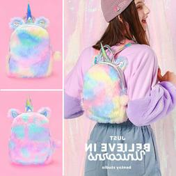 Unicorn Backpacks For Girls, Lovely Women School Bags Travel