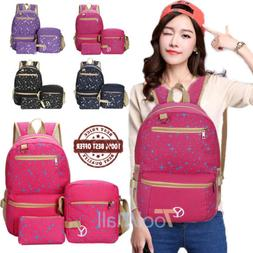 Women bags Backpack Girl School Fashion Shoulder Bag Rucksac