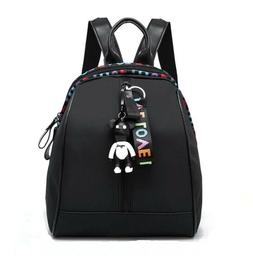 Women Mini Backpack Purse Oxford Small Backpack Shoulder Ruc