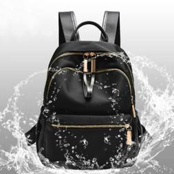 Women's Anti-Theft Backpack Oxford Cloth Waterproof Female S