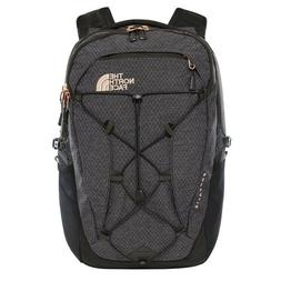 The North Face Women's Borealis Backpack - Black Heather/Bur