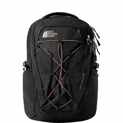 The North Face Women's Borealis Backpack TNF Black Misty Ros