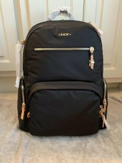 Tumi Women's Casual Daypacks Voyageur Carson Backpack Black