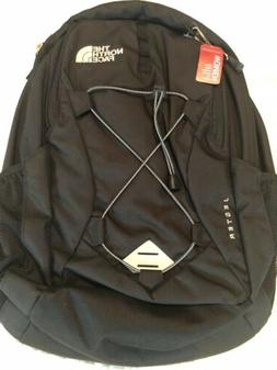 The North Face Women's Jester Backpack Black Heather/Burnt C