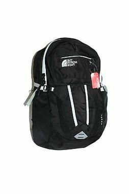 "The North Face Women's Recon Laptop Backpack 15"" Tnf Black/O"