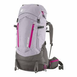 The North Face Women's Terra 55 Exploration Pack Dapple Grey