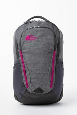 The NORTH FACE Women's Vault Backpack Asphalt Grey Dark Heat
