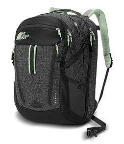 The North Face Women's Surge Backpack-Asphalt Grey Dark Heat