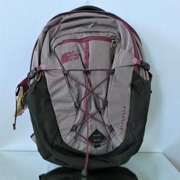 THE NORTH FACE Womens Borealis Backpack QUAIL GREY-AMRTHPR