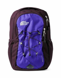 The North Face Womens Jester Backpack Deep Blue Galaxy Purpl