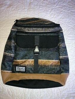DaKine Womens Nora Backpack Size 25L Tan Blue Gray Stripe NW