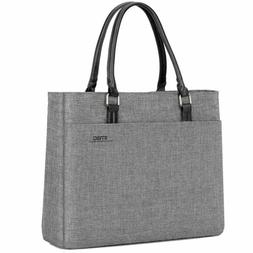 Womens Tote Bag 15.6 Inch Tablet Laptop Bag Nylon Briefcase
