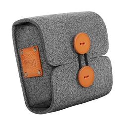 ELFRhino Wool Felt Storage Case Bag Pouch Charger Sleeve Tra
