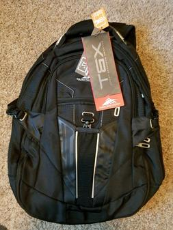 "High Sierra XBT TSA Laptop Backpack Black 19.5x13x7"": NEW! S"